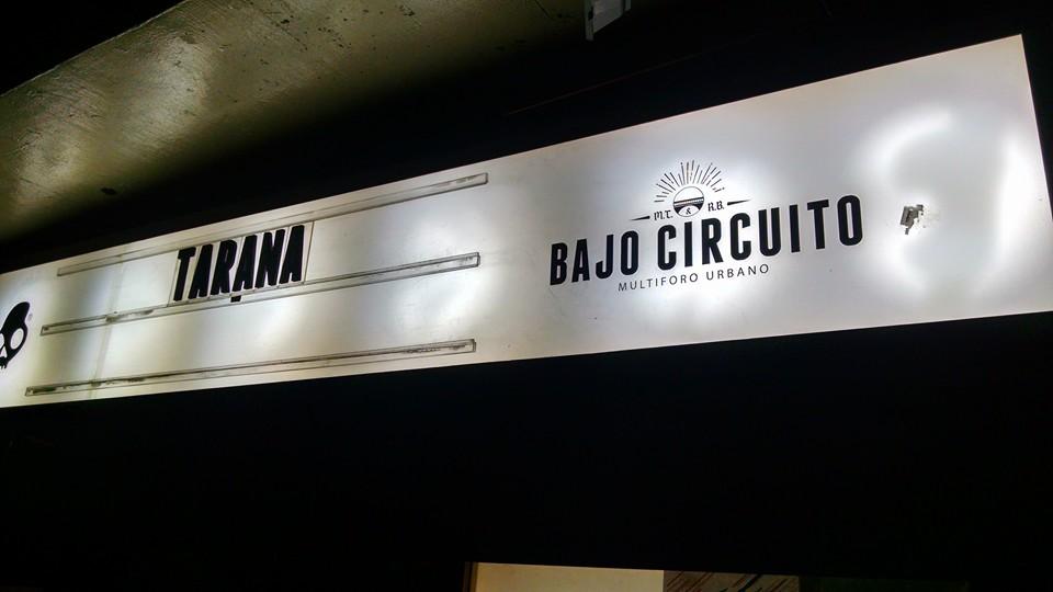 Baja Circuito